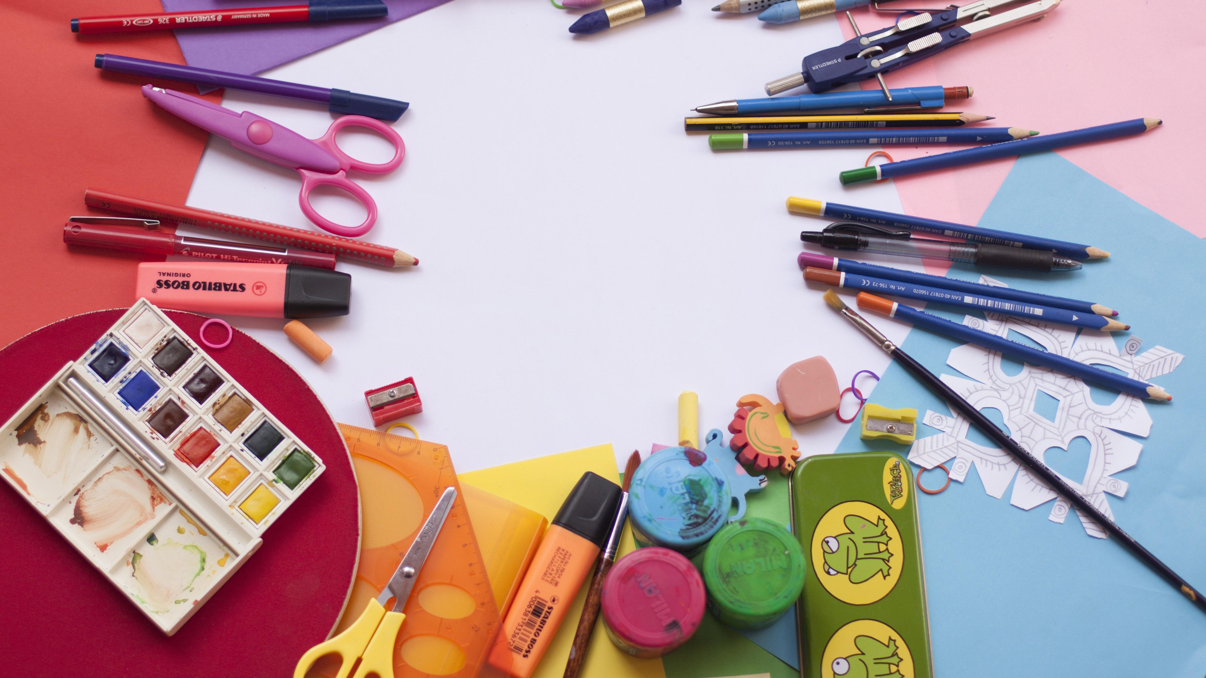 2020-2021: Lista de materiales para Educación Primaria