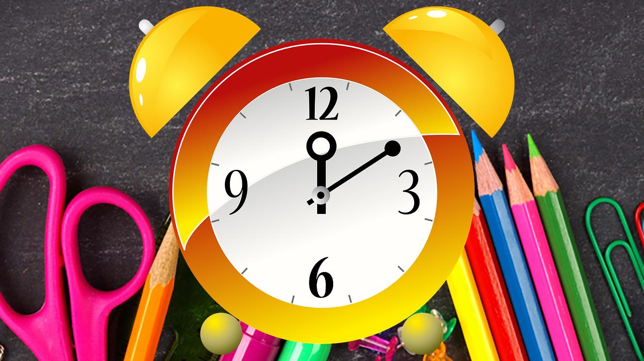 Resultado de imagen para cambio de horario