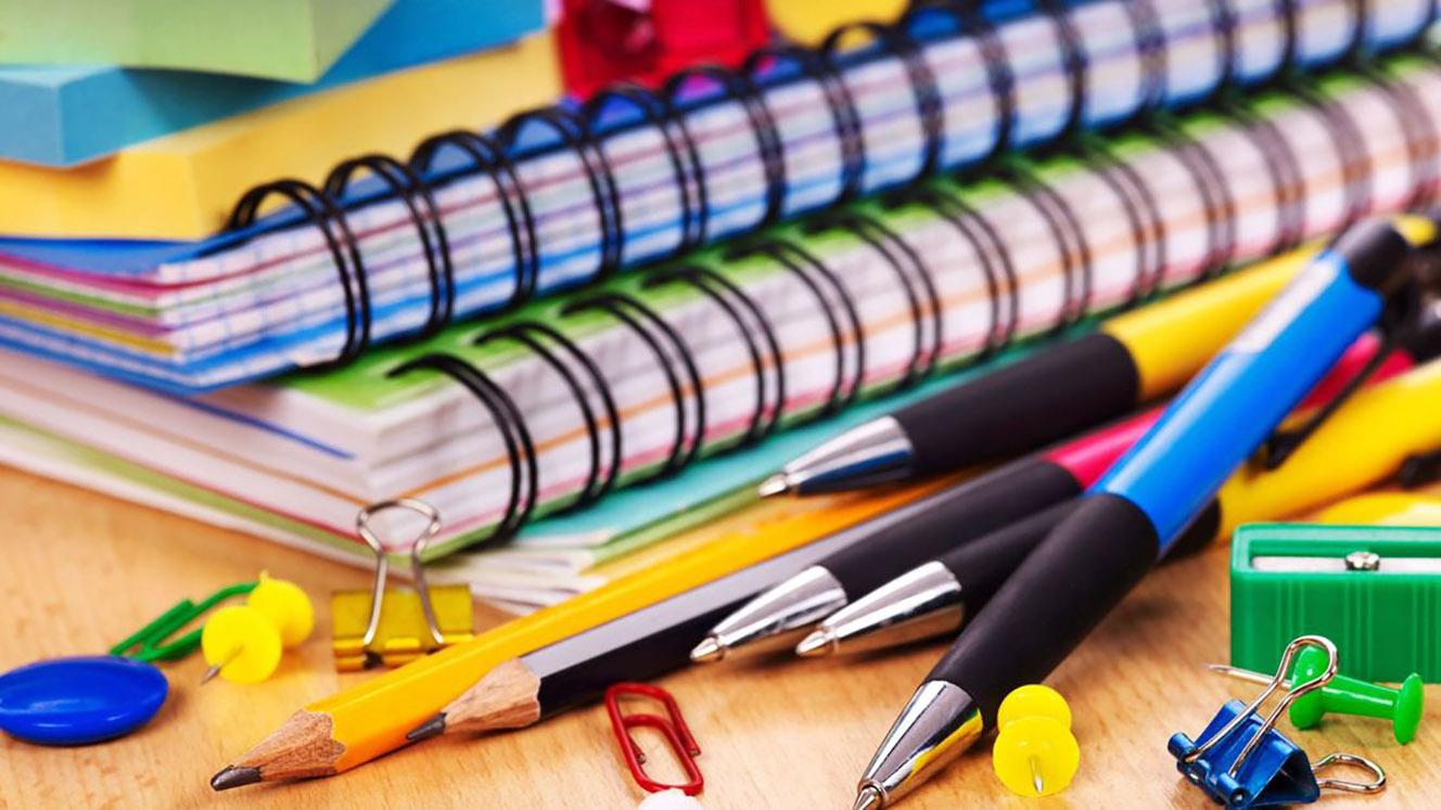 2020-2021: Lista de materiales para Educación Secundaria