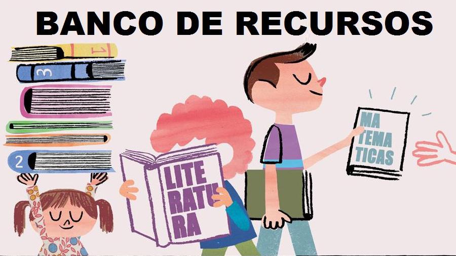 Banco de Recursos Educativos y Banco de Recursos Específicos 2020-2021