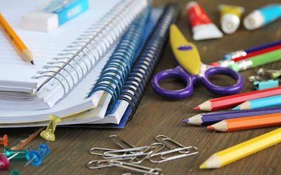 Curso 2021-2022: listados de material y libros, calendario escolar, información importante